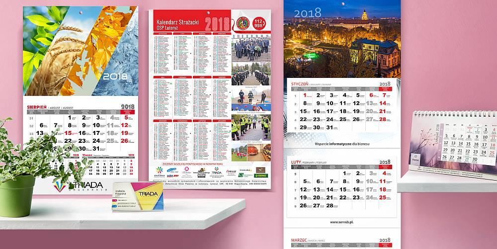 Gdzie warto kupić kalendarze?